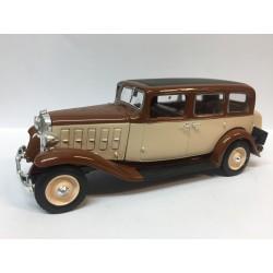 CITROËN Rosalie 15CV Familiale (1933)