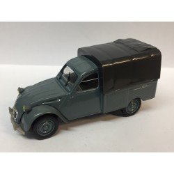 CITROËN 2CV Pick-up bâchée (1963)