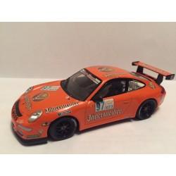 PORSCHE 996 GT3 JAEGERMEISTER