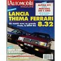 Magazine Automobile