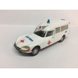 CITROËN DS 21  Ambulance
