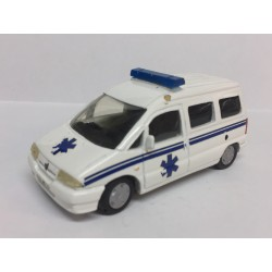 CITROËN Jumpy Ambulance