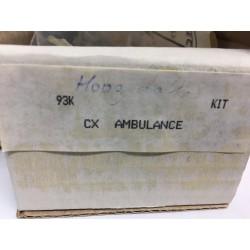 CITROËN CX Ambulance Heuliez (1986)
