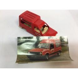 RENAULT Express Pompiers