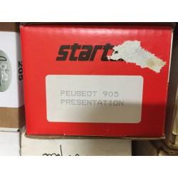 PEUGEOT 905 Présentation (1990)