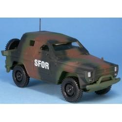 PEUGEOT P4 Gendarmerie KFOR