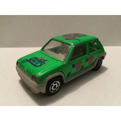 RENAULT Supercinq GT Turbo N°205