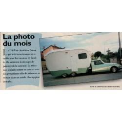 CITROËN DS Caravane