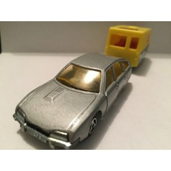 CITROËN CX N°265 + caravane N°201
