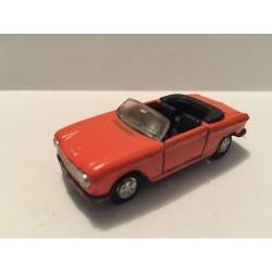 PEUGEOT 204 Cabriolet N°230