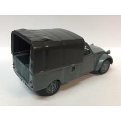 CITROËN 2CV Pick-up bâchée (1963)