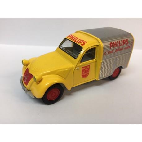 CITROËN 2CV Philips (1962)