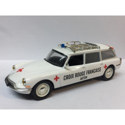 CITROË DS 19 Ambulance (1963)